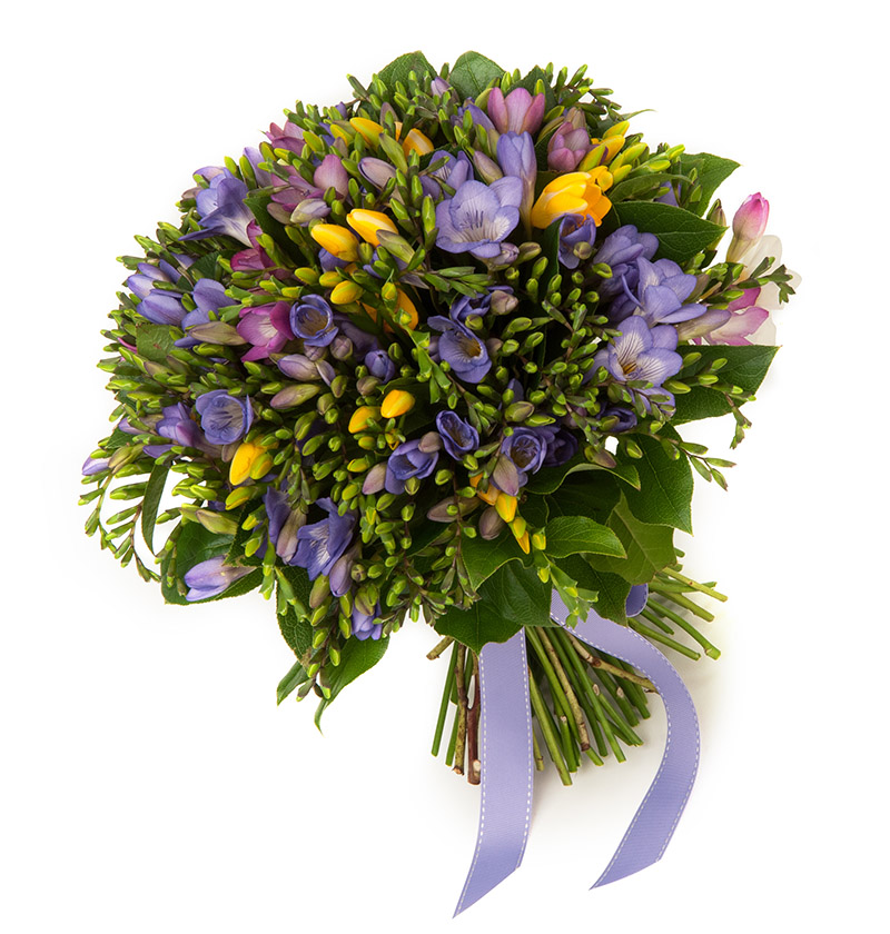 Mr-Freesia-Posy